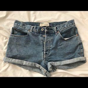 HW Gap Jean Shorts 🔅
